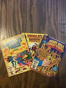 Best Of Dc Comics Blue Ribbon Digest Lot Worlds Finest 20 And 23 + Years Best