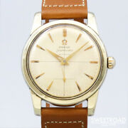 Omega Seamaster Ref.2846-2848.2sc Cal.491 Vintage Gf Ss Automatic Mens Watch