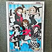 K-on First Production Limited Jigsaw Puzzle With Original Fan Discontinued