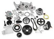 Holley Premium Mid-mount Ls7 Complete Accessory System - Dry Sump - 20-190