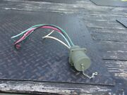 One...military Surplus Generator Power Distribution Cable Plug 60a Army-female