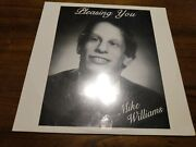 Rare Mike Williams Sealed Record Lp Pleasing You Trackdown Scarce Grail