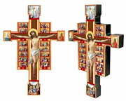 Crucified Christ Way Of The Cross 944 X 1535