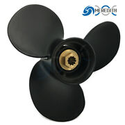 Aluminum-outboard-propeller 10-1/2x13 For Mercury 25-70hp48-816704a45