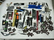 Huge Lot Flashlights Knives Bottle Openers Etc Everything You See