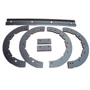 5 Paddle Sets And Scraper Bars Fit Mtd 2-cycle Single Stage Snow Thrower/blower