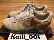 Nike Air Force 1 Sprm Andlsquo07 Kobe Size 9 Supreme 314095-221 Low Linen 25th B
