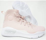 Under Armour Ua Curry 4 Flushed Pink All Star Basketball Shoes Size 11