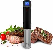 Inkbird Wifi Sous Vide Cookers 1000 Watts Stainless Steel Precise Cooker