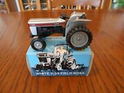 Vintage 1986 Jle Scale Models 132 White 2-35 Field Boss Tractor, 23579, Used