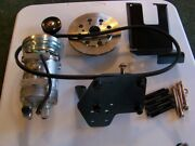 Lmtv A/c Cab Air Conditioner Compressor And Mount Kit Complete