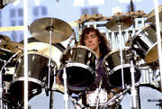 Neil Peart Of Rush 1979 Old Music Photo