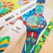 Swatch - Mika - Kukulakuku Special - Mint Condition - Suoz171 - Spectacular