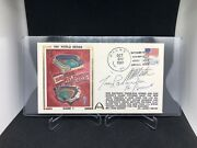 1981 World Series Cache Envelopes Dodgers Roster Autographs 27 Autos In All