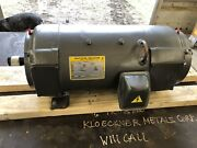 New Baldor Electric Motor 5hp Dc Model T21-0006-0010 New Old Stock