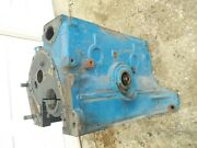 Ford Naa Gas Tractor Good Engine Motor Block