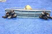 American Flyer 42597 Candnw Diecast Flat Car With Searchlight 634