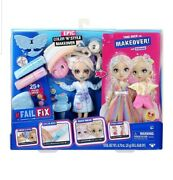 Failfix 2dreami Epic Color And039nand039 Style Makeover Doll Pack 8.5 Fashion Doll