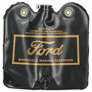 New 67 68 Galaxie Washer Bag Reservoir Windshield Fairlane Mustang Monterey Ford