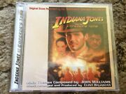 Indiana Jones And The Emperorand039s Tomb Williams/bajakian Limited Import + Extras