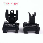 Metal Front Andrear Sight Troy Y Type/crab Type/o Type/y Type 751 Sight 1set