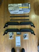 Thule Snowcat 5401 Rooftop Ski And Snowboard Rack Carrier Like New. Never Used