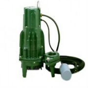 Zoeller 282-0035 Model Be282 Sewage Pump With Float Switch 1/2 Hp 230v 1 Ph