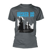 Dark Grey Husker Du Don't Know If You're Lonely Official Tee T-shirt Mens Unisex