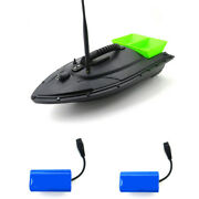 Flytec 2011 5 2 Battery Fishing Bait Rc Boat Fish Finder 5.4km/h Double Motor