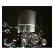 N. Cycle Switchblade Windshield. 2-up For Harley-davidson