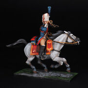 Tin Soldier, Trumpeter Mounted Grenadier Of The Imperial Guard, 54 Mm