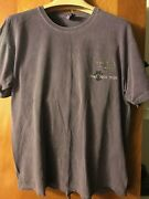 The Charlie Daniels Band- 2001 Road Dogs Tour Oop Rare- Purple T-shirt- Large