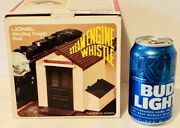 Lionel Big 'o' Scale Whistling Freight Shed Accessory 6-2126 In Box Tested