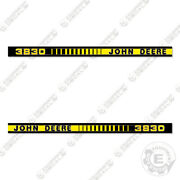 John Deere 3830 Decal Kit Farm Tractor Replacement Stickers - 7 Year Vinyl