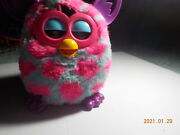 2012 Furby Pink Hearts Not Working For Parts Only