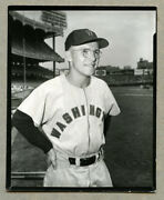 2 Orig.1950and039s 4x5 Type 1 Contact Proof - Ernie Oravetz - 1956 Topps Images