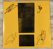 Shinedown Autographed Attention Attention Vinyl Lp Signed