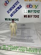 Kenner Ecto-glow Ghostbusters Winston The Real Ghostbusters First Shot Proto