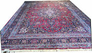 An Antique Palace Size 10and039 X 14and039and039 Khorasan Rug