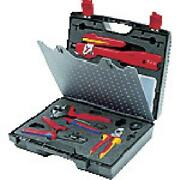 Knipex Tool Set For Solar Power Generation 6 Points 9791-02