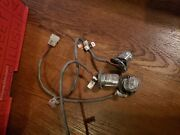 Lot Of 3 Federal Signal Led Hideaway Lights -- Flashers
