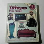 Schroeders Antiques Price Guide Ninth Edition 1991 - Collector Books 0891454322