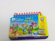 Leapfrog My First Leappad Blue Learning System Leaps Big Day Book Book Only