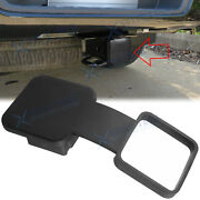 2trailer Tow Hitch Receiver Cover Plug Dust Cap Fit Nissan Honda Chevrolet Ford