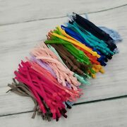 200pcs Round Elastic Rope Band Cord Ear Hanging Tape Sewing For Face Mask Crafts