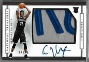 16-17 National Treasures Caris Levert Auto Jersey Letters Ro Rc 155 Srl4/49