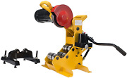 Steel Dragon Tools 50767 Model 258 Power Pipe Cutter, Pipe Cutting Machine For 2