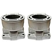 Ported Matched Pair Polaris 800 Ves Cylinders 2002-2005 Rmk Sks Pro Edge Classic