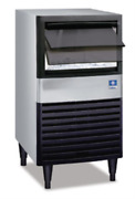 Manitowoc Ude-0080a 19 3/4 Air Cooled Undercounter Full Size Cube Ice Machine W