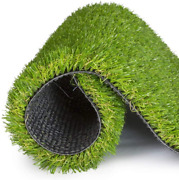 Warmshe Artificial Grass Turf 138inch 4 Tone Indoor/outdoor Artificial Grass/tu